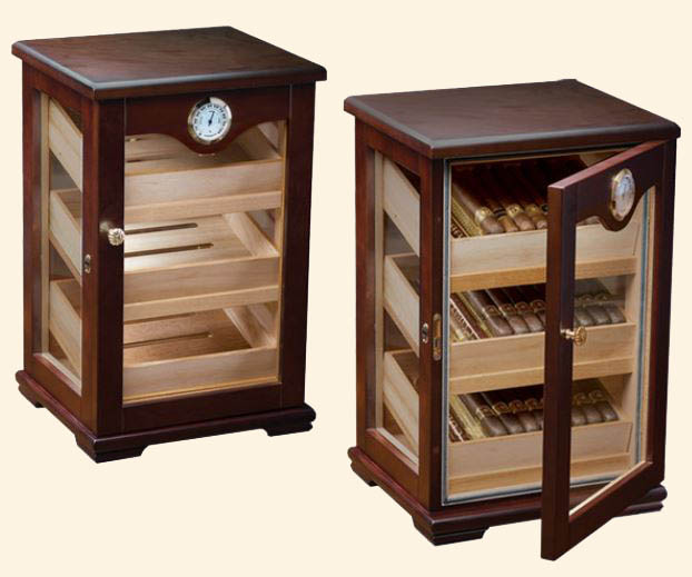 The Milano Humidor...125 Ct.